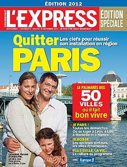 Angers, qualité de vie, l'express, france, immobilier